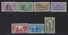 1931 Italy Scott #258-264 – Saint Anthony of Padua Set – MH