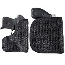 DeSantis Super Fly Pocket/IWB Holster – Ambidextrous, Black – Glock 42