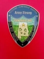 Team Redstone Redstone Huntsville Chapter AUSA Best Chapter Challenge Coin