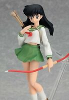 Inu Yasha Higurashi Kagome Figma PVC Action Figure Max Factory Figure from Japan