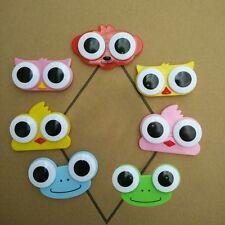 Pretty Design Cleaning Big Eyes Frog Cute Soak Contact Lens Box Storage Case
