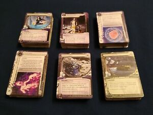 Android Netrunner LCG - Lunar Cycle (Complete, cards only, NM)