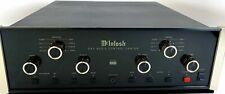 McIntosh C41 All Analog Preamp with Remote and Phono Input