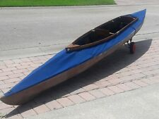 Metzeler Skin-on-frame FOLDING Kayak ☆   ☆