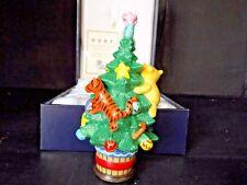 Halcyon Days - Winnie Xmas Tree Bonbonniere 15/W260 -Classic Pooh