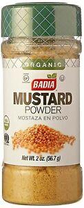Badia Mustard Powder Organic 2 oz
