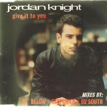Jordan Knight(CD Single)Give It You CD2-New