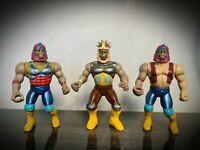 Bootleg Planet Of The Apes Galaxy Warrior Action Figure Set POTA KO RARE VINTAGE