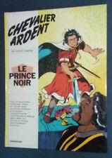 Chevalier Ardent 1 reed Le Prince noir Craenhals Casterman