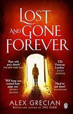 Lost et Gone forever (Scotland Yard Murder Squad) par grec, Alex Livre de poche
