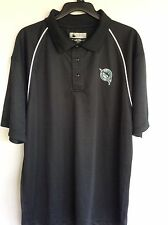 MLB Florida Marlins Polo Shirt XL Golf Shirt