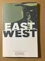 East of West Vol 1 Image 2017 Hickman TPB Graphic Novel
