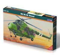 MIL Mi-4 A HOUND (POLISH & SOVIET MKGS) 1/72 MISTERCRAFT