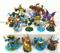 Lot of 18 Skylanders Bundle Action Figure Toys