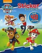 Nickelodeon PAW Patrol Sticker Scenes by Parragon Books Ltd (Paperback, 2015)