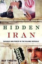 Hidden Iran: Paradox and Power in the Islamic Republic-ExLibrary