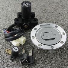 Ignition Switch Gas Cap Seat Lock Key Set for Yamaha XVS1300CU Stryker 2011-2017