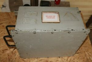 Harris RF-2301 HF Transceiver Antenna Coupler Tuner