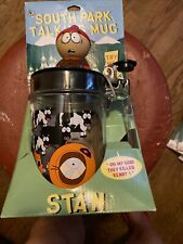 "South Park Talking Stan Mug - New - ""Oh My God! They Killed Kenny!"""
