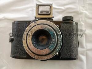SUPER RARE CORONET 50MM F3.5 ANSTIGMAT CAMERA  LATE 1930'S 828
