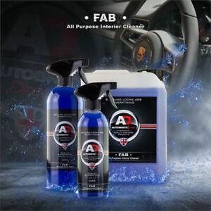 Autobrite FAB! - Interior Upholstery Cleaner 250ml - Fabric Seats Trim Plastic