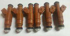 Fuel Injectors 30 lb 4 Hole Set Of 6 Jeep Upgrade 1989-1998