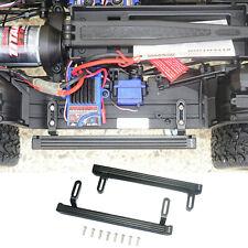1 Pair Aluminum Alloy Side Step Pedal for TRAXXAS TRX4 82096-4 Benz G500 Crawler