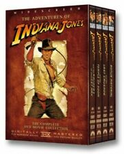 The Adventures of Indiana Jones: Complete Collection [DVD] [1984]... - DVD  C5VG