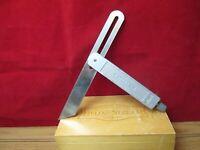 "Vintage Stanley No. 18TB 8"" Eureka Flush T Bevel Nice RARE Woodworking Tool"