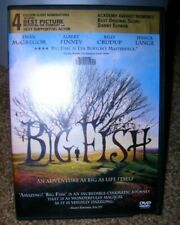 Big Fish -  EACH DVD $2 BUY AT LEAST 4