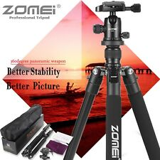 ZOMEI Q555 Pro Portable Camera Tripod Ball Head for Digital SLR DSLR Camera