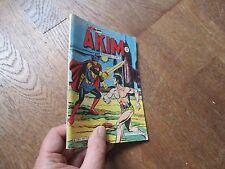 PETIT FORMAT BD AKIM 502  mon journal  1980