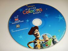 Disney's Digital Coloring book The Toy Story 2000 Cd-Rom Pc for Windows 95/98