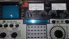 Aeroflex IFR FM/AM 1200 Radio Communication Service Monitor Test Equipment