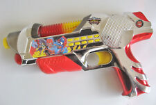 Power Rangers Jungle Fury blaster gun working electronic lights sound