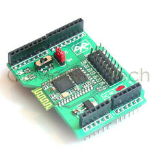Stackable Bluetooth Shield Wireless Module Master & Slave Arduino Compatible