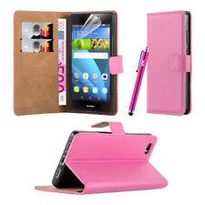 Fundas y carcasas Para Huawei P8 lite color principal rosa para teléfonos móviles y PDAs Huawei