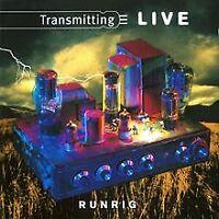 Transmitting Live von Runrig   CD   Zustand gut