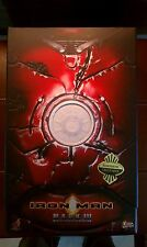 Sideshow Hot Toys Iron Man Mark III Exclusive Battle Damaged Ver Exclusive MIB