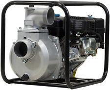 Schmutzwasserpumpe Motorpumpe Wasserpumpe Teichpumpe im Garten 1,45kW Benzin NEU
