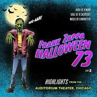Frank Zappa - Halloween 73 [CD] Sent Sameday*