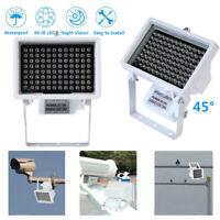 96 LED 15W 12V Night Vision IR Infrared Illuminator Light Lamp  for CCTV Camera