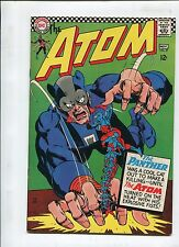 THE ATOM #27 - BEAUTY AND THE BEAST-GANG! - (8.0) 1966!