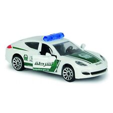 Porsche Panamera, 10/10 Majorette Dubai Police Super Cars 2018 1:64 2018