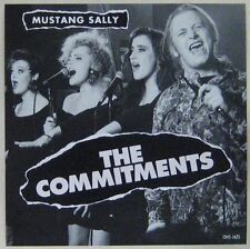 The Commitments CD's (BOF) Promo Mustang Sally 1991
