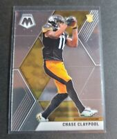Chase Claypool 2020 Panini Mosaic Football NFL Debut #278 Rookie RC Steelers