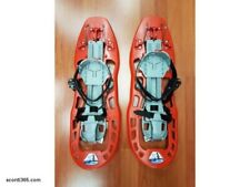 3F Stampi Racchette/Ciaspole da neve Plus, Neveitaliana - Art. 600 (Rosso)