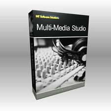 PR -Multi-Media Music Sound Production Engineering App Application NEW Software