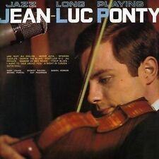 JEAN-LUC PONTY Jazz Long Playing CD BRAND NEW