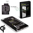 Modulo ricarica wireless QI adattatore p Samsung Galaxy Note 3 N9005 ricevitore